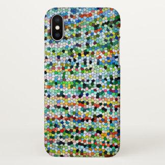 Coque iPhone X <3 coloré