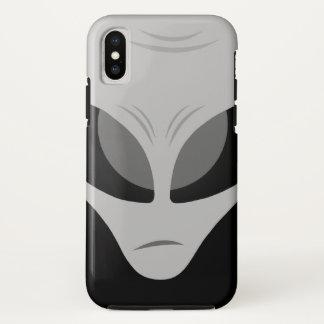 Coque iPhone X Alien de Zeta Reticulan