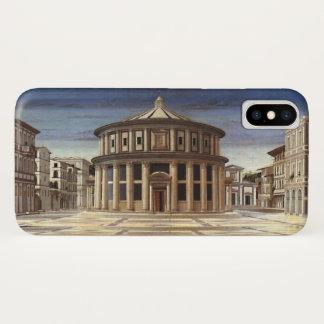 Coque iPhone X Architecte IDÉAL de la Renaissance de VILLE