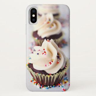 Coque iPhone X Arrosez les petits gâteaux
