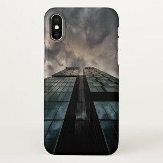 Coque iPhone X Art de photo de couverture d'iphone d'architecture