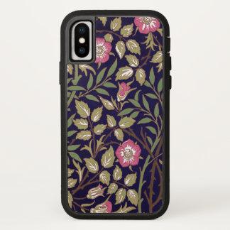 Coque iPhone X Art floral Nouveau de Briar doux de William Morris