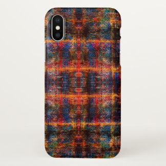 Coque iPhone X Autisme modelé