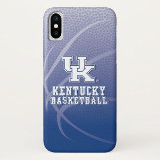 Coque iPhone X Basket-ball du Kentucky   Kentucky