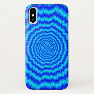 Coque iPhone X Bleus de Big Bang