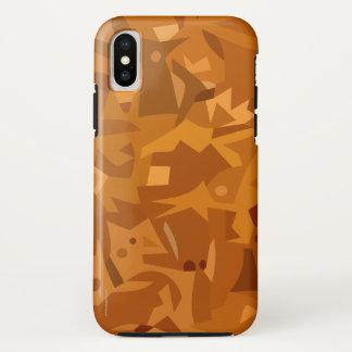 Coque iPhone X Camouflage urbain