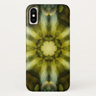 Coque iPhone X Cas d'Alu-Démon