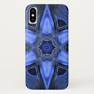 Coque iPhone X Cas de démon d'Aosoth
