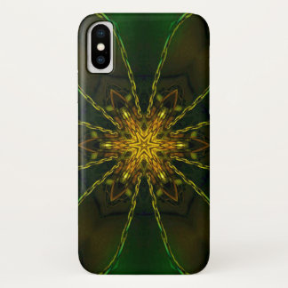 Coque iPhone X Cas de démon de Barqu