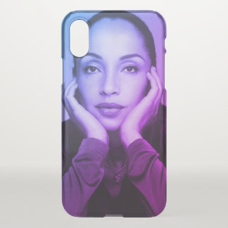 Coque iPhone X Cas de l'iPhone X de Sade ADU Miami