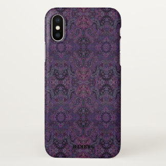 Coque iPhone X Cas de téléphone portable de HAMbyWG - gitan de