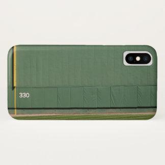 Coque iPhone X Ce mur est connu en tant que 'monstre vert.