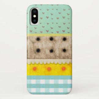 Coque iPhone X Collection LUNATIQUE de cas d'Iphone 5