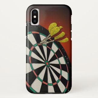 Coque iPhone X Conception de dards