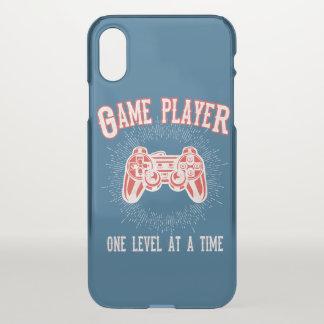 Coque iPhone X Contrôleur de joueur de jeu vidéo