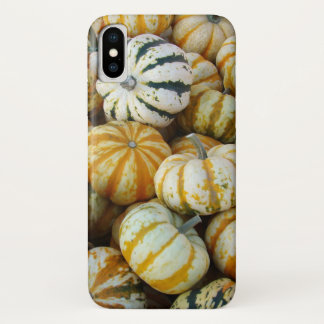 Coque iPhone X Courges