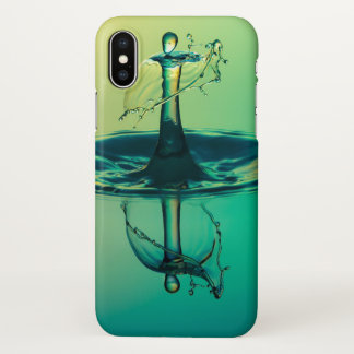 Coque iPhone X Couverture artistique d'iphone d'art de photo de