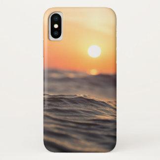 Coque iPhone X couverture de Smartphone de coucher du soleil de