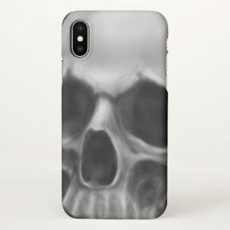Coque iPhone X Couverture de téléphone de crâne