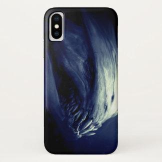 Coque iPhone X Couverture poussiéreuse d'iphone de lurker