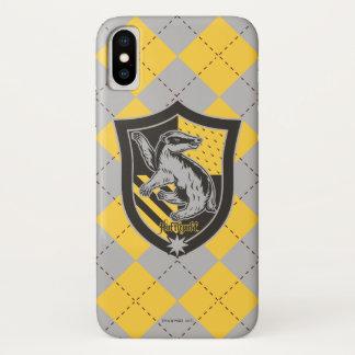 Coque iPhone X Crête de fierté de Chambre de Harry Potter |