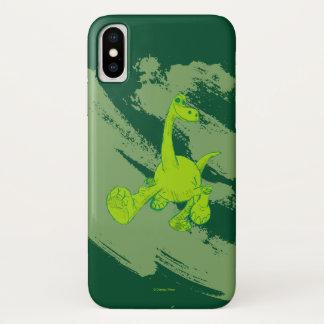 Coque iPhone X Croquis d'Arlo