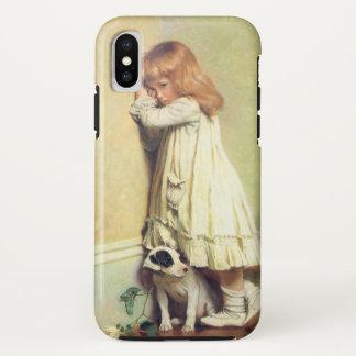 Coque iPhone X Dans le déshonneur par le coiffeur de Charles