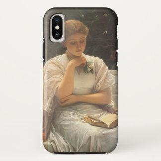 Coque iPhone X Dans Orangerie par Charles Edouard Perugini