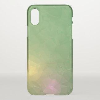Coque iPhone X Dessin géométrique abstrait de LoveGeo - plaisir