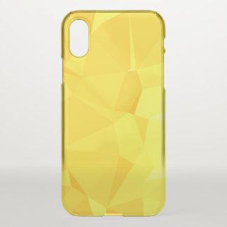 Coque iPhone X Dessin géométrique abstrait de LoveGeo - robinet