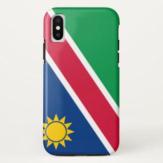 Coque iPhone X Drapeau de la Namibie