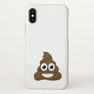 Coque iPhone X Dunette mignonne drôle Emoji
