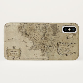 COQUE iPhone X   EARTH™ MOYEN