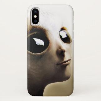 Coque iPhone X Enfant étranger