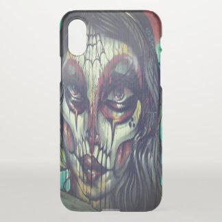Coque iPhone X Exclusivités Halloween de StreetArt de cas