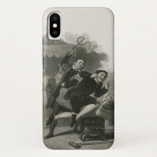 Coque iPhone X Fessée (appliquez la conception à d'autres cas de