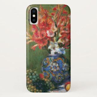 Coque iPhone X Fleurs et fruit toujours de la vie par Pierre