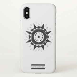 Coque iPhone X Geo Sun