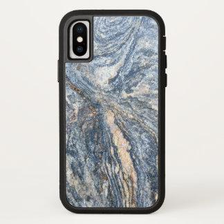 Coque iPhone X Granit dur
