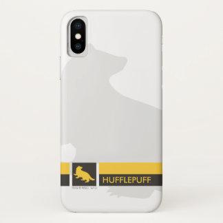 Coque iPhone X Graphique de fierté de Chambre de Harry Potter |