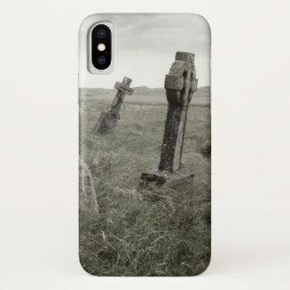 Coque iPhone X Gravesite mystérieux