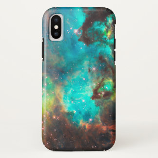 Coque iPhone X Groupe d'étoile NGC 2074
