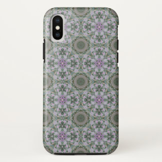 Coque iPhone X iPad iPhone7/8 de l'iPhone X de cas de jardin de