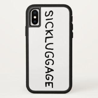 Coque iPhone X iPhone, cas dur de téléphone de Xtreme -