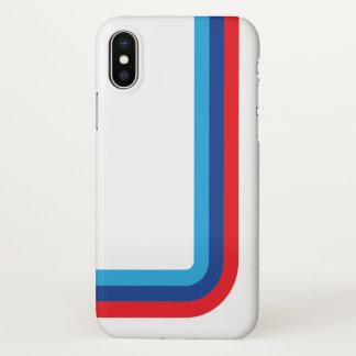 Coque iPhone X iPhone X, rayure BMW de M