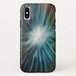 Coque iPhone X Iris - cas de l'iPhone X d'Apple