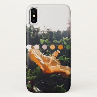 Coque iPhone X Journée de printemps