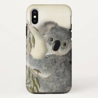 Coque iPhone X Koala mignon