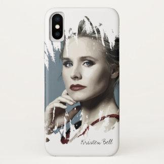 Coque iPhone X Kristen Bell