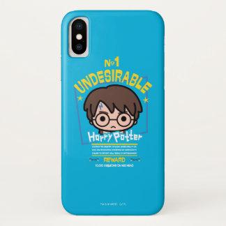 Coque iPhone X La bande dessinée Harry Potter a voulu le